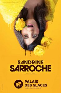 Billeterie Sandrine Sarroche