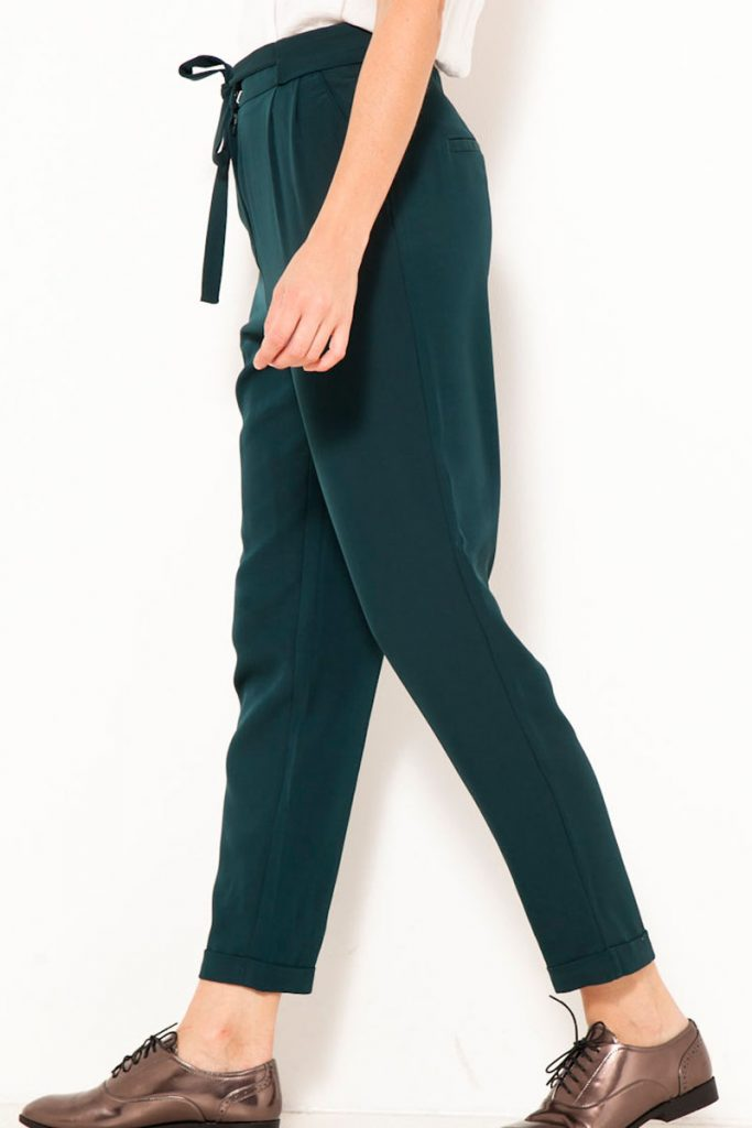 Camaïeu pantalon taille haute