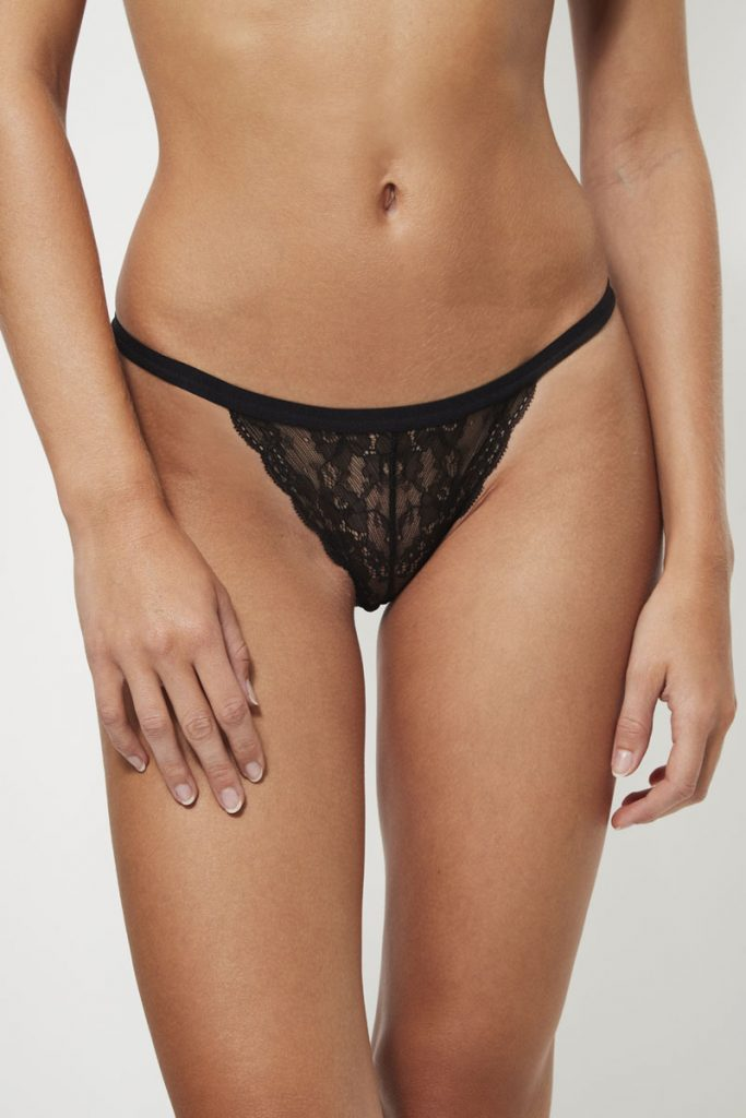 collectionIRL Body culotte en dentelle