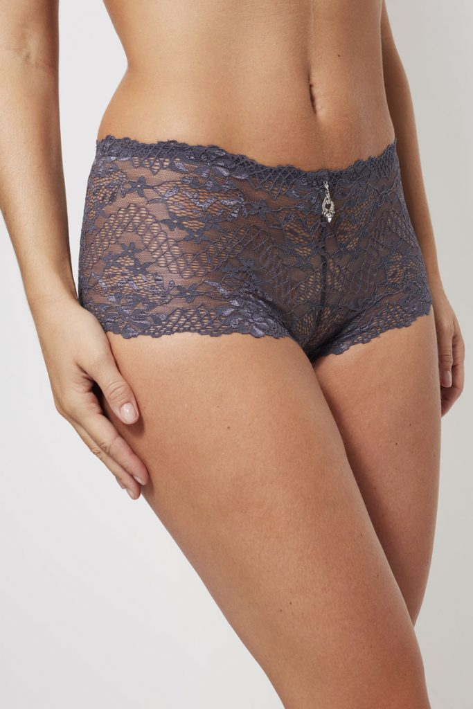 collectionIRL Body shorty en dentelle