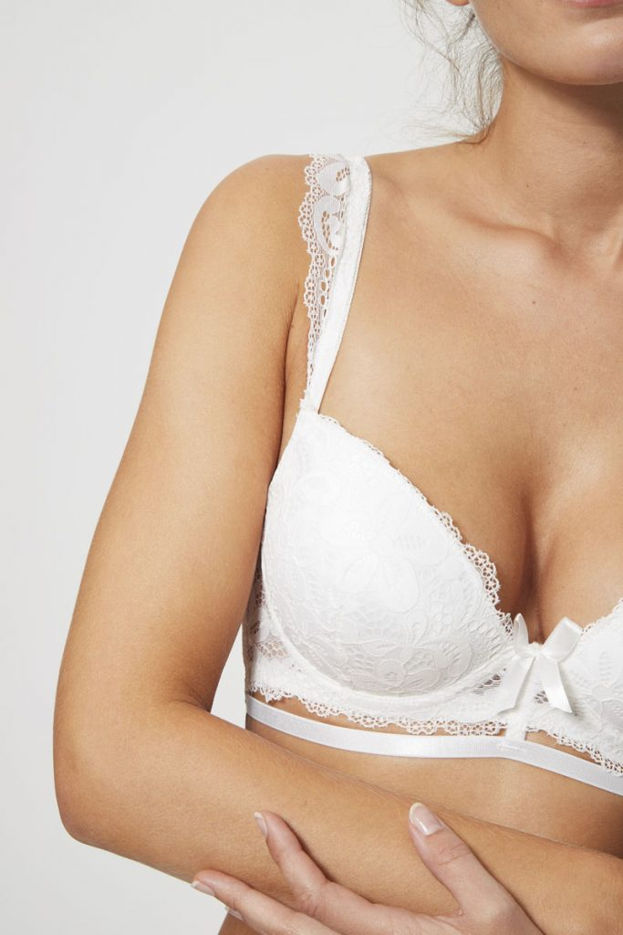 collectionIRL Body soutien-gorge push-up en dentelle