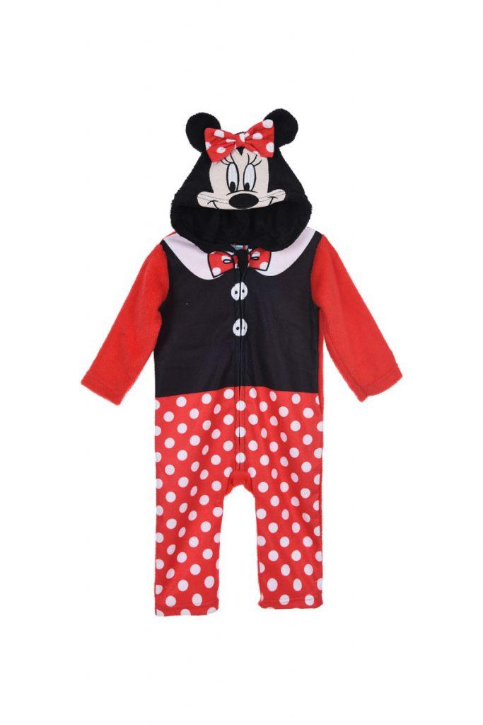 Disney combinaison à capuche Minnie
