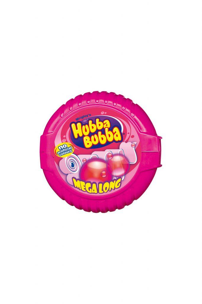 Mars 6 rouleaux Bubble Gum