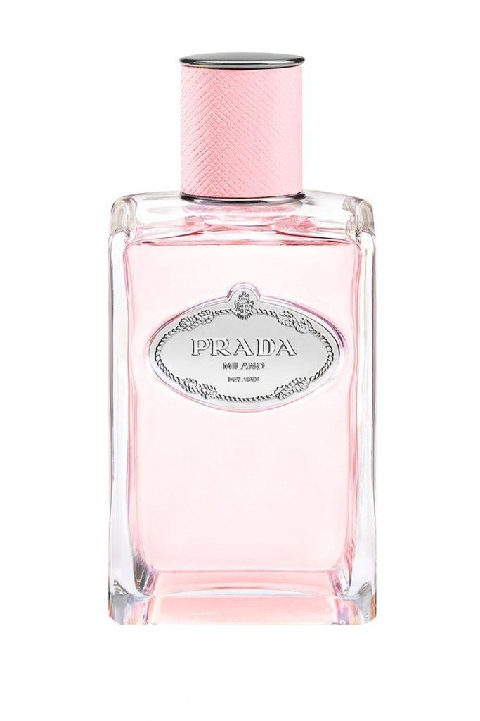 Prada eau de parfum infusion rose