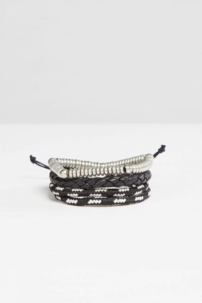 Pull & Bear 3 bracelets