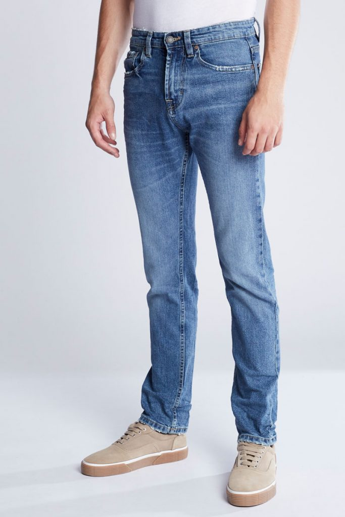 Pull & Bear jean droit
