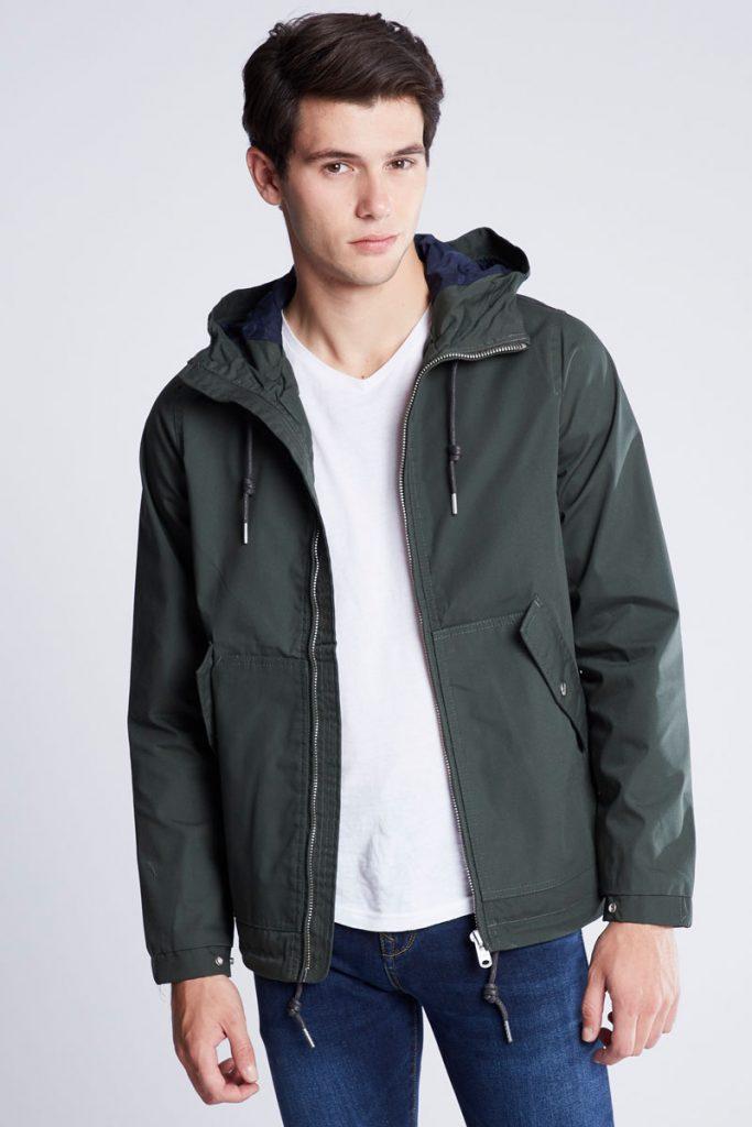 Pull & Bear veste à capuche