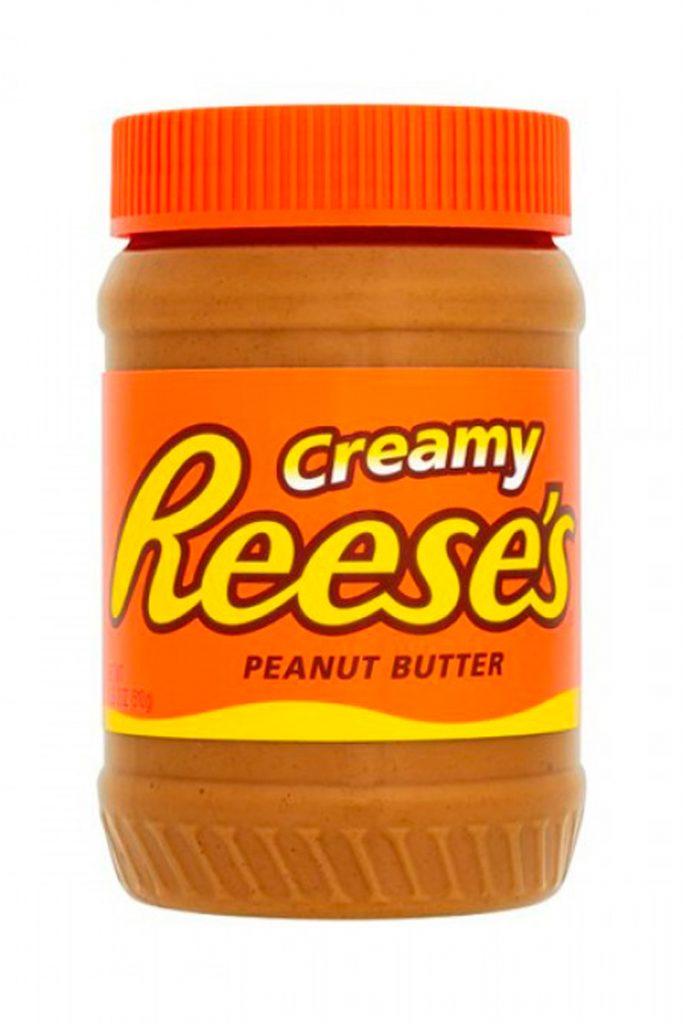 Snacking américain beurre de cacahuète crèmeux Reese's