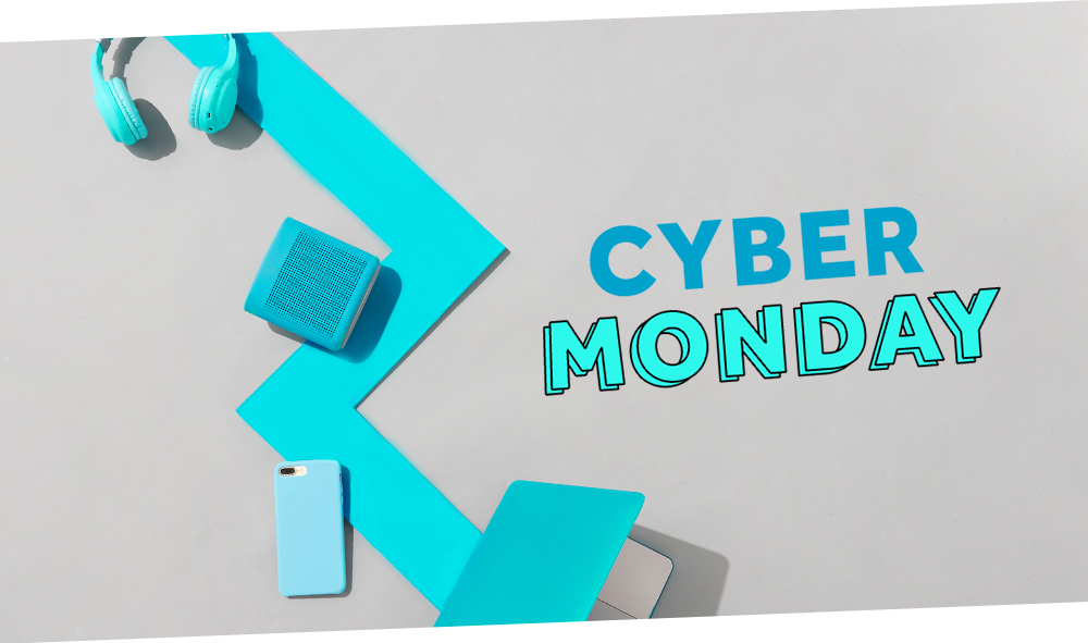 Cyber Monday : l'high-tech prend le dessus !