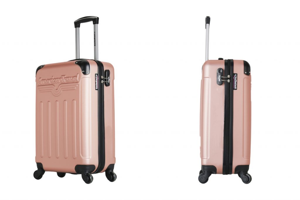 American Travel valise cabine