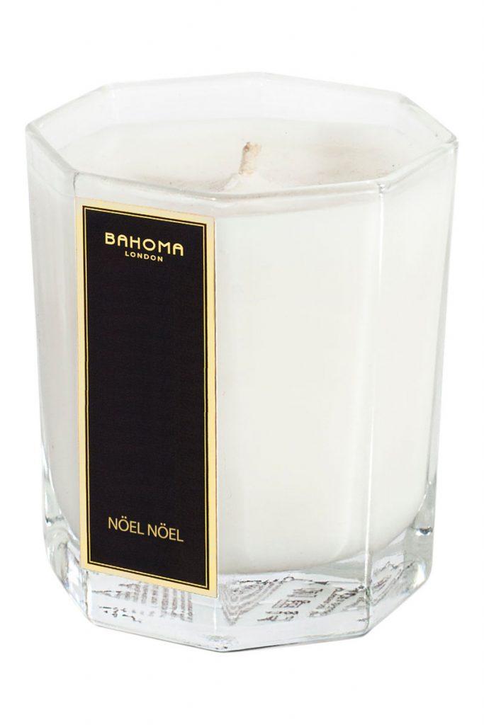 Bahoma bougie parfumée Christmas Pearl