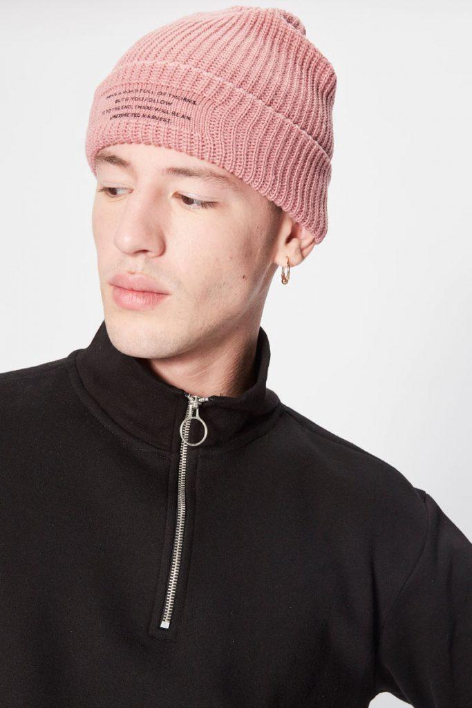 Bershka bonnet