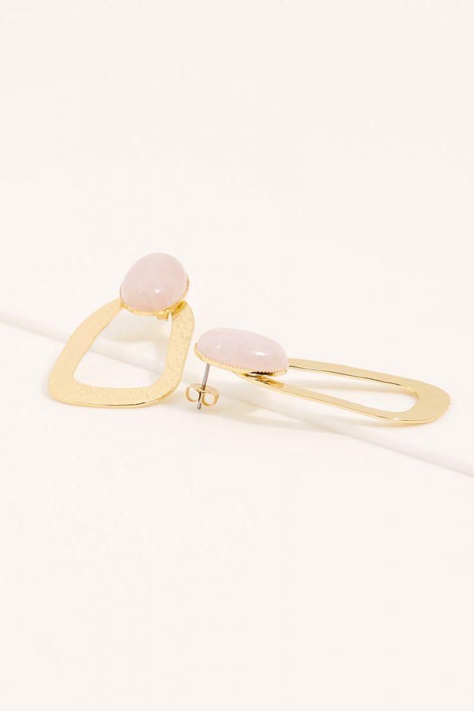 collectionIRL boucles d'oreilles dorées à l'or fin