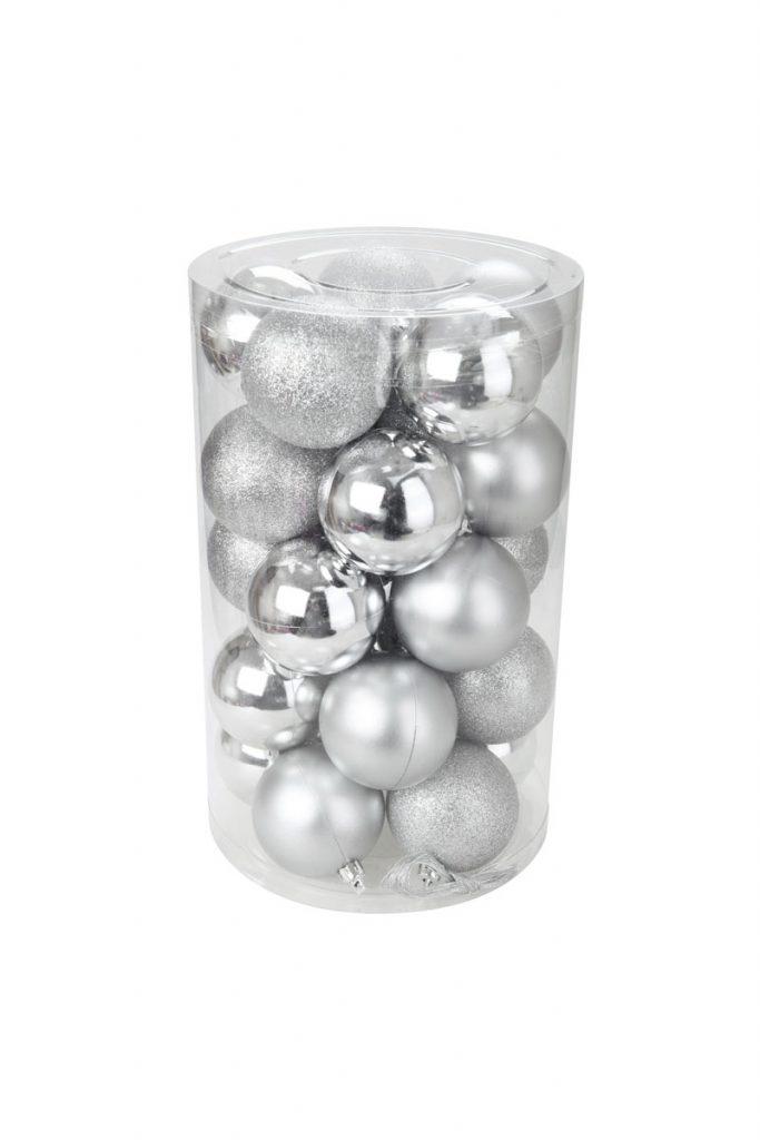 Décoration de Noël 25 boules