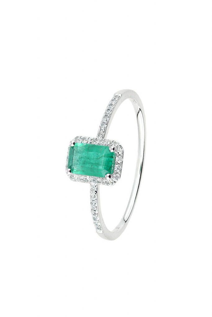 Diamant Exquis bague