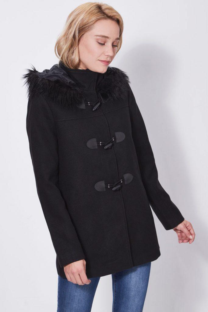 Doudounes & Parkas manteau à capuche