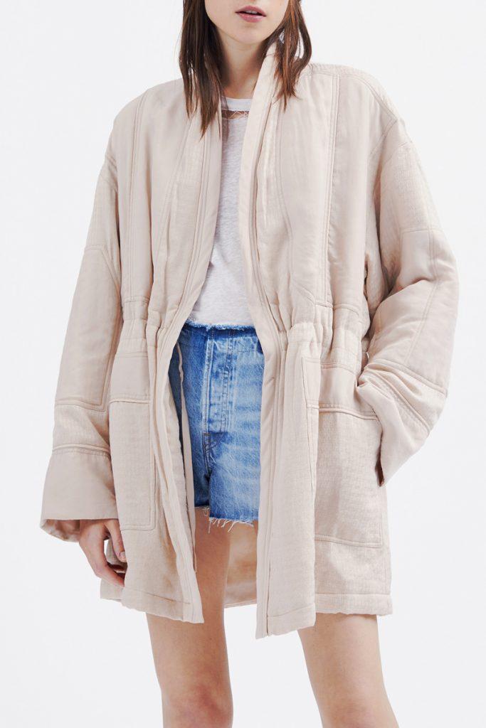 Iro manteau