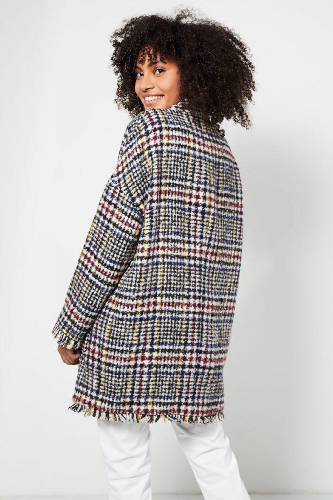 Kookaï manteau en laine