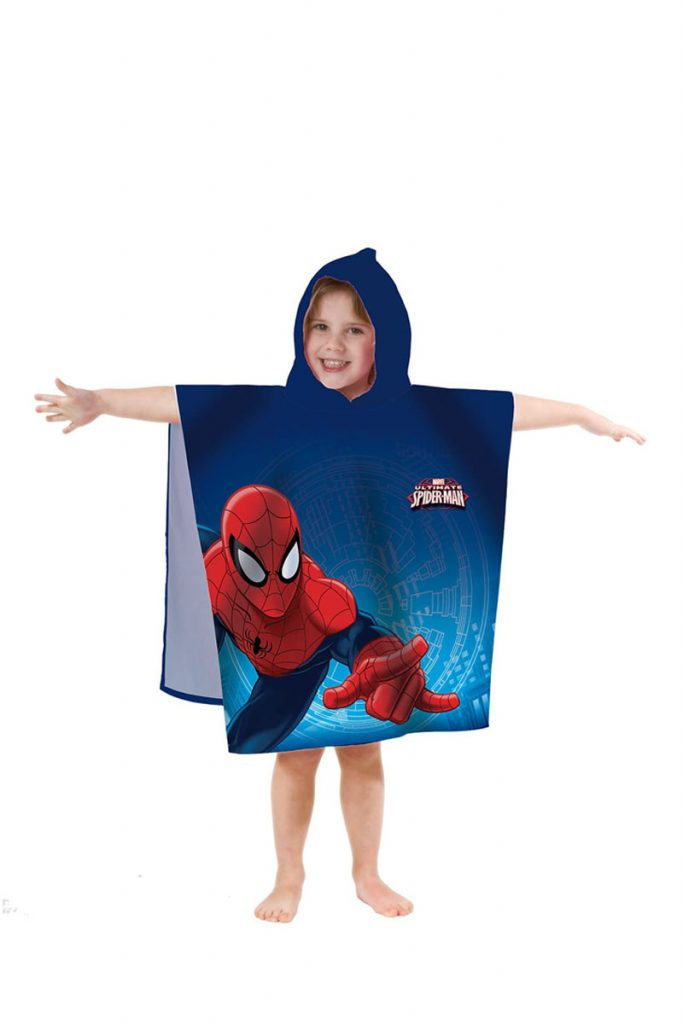 Marvel cape de bain