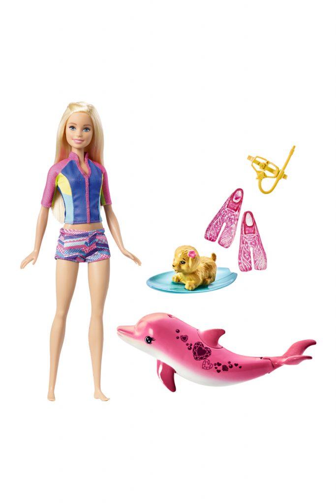 Mattel Barbie et son dauphin magique