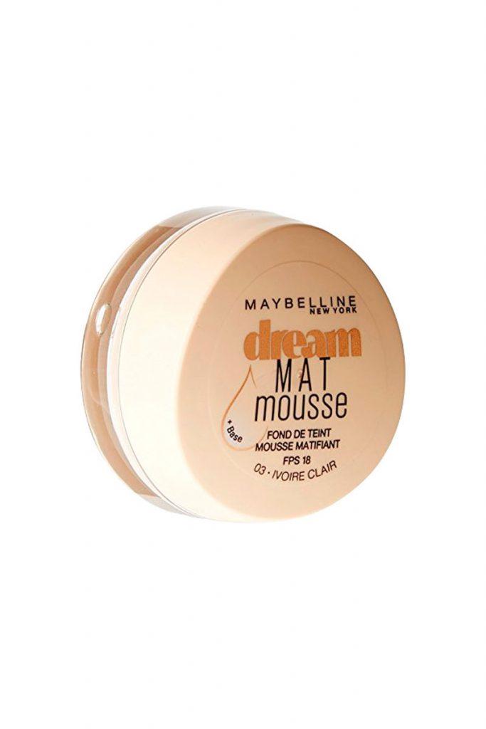 Maybelline fond de teint Dream Matte Mousse