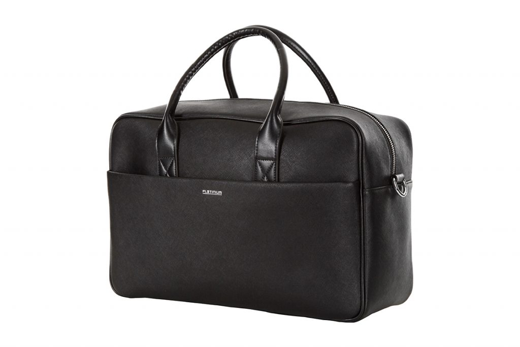 Platinium sac de voyage en cuir