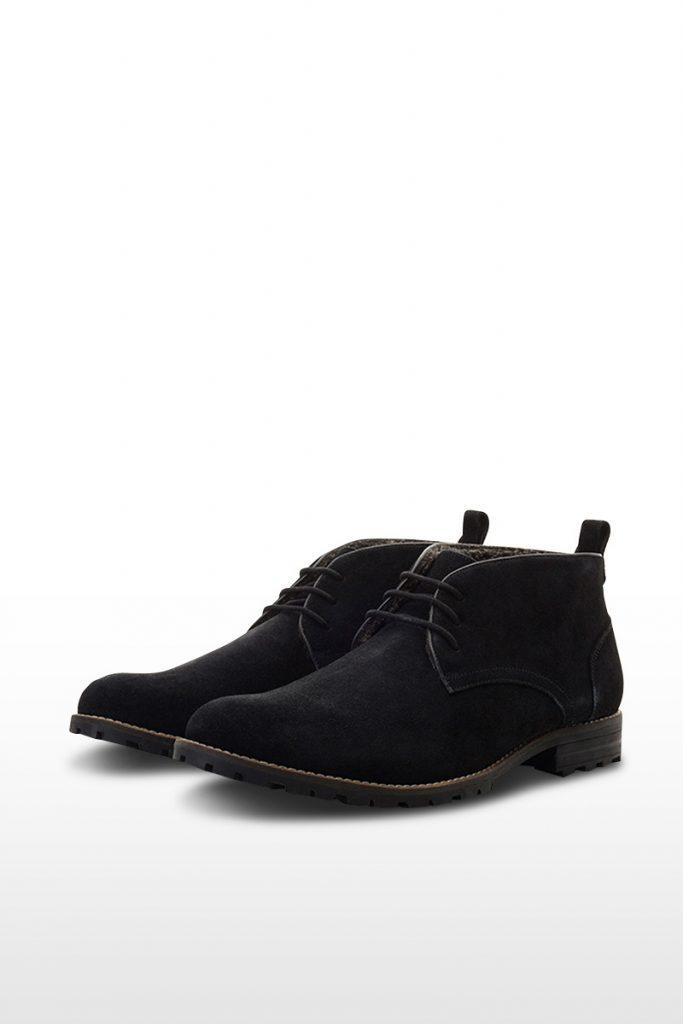 Redfoot boots en nubuck