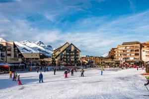 Ski Résidence Les Flocons du Soleil