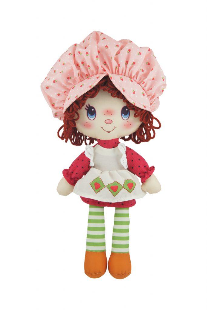 Asmodee poupée charlotte aux fraises