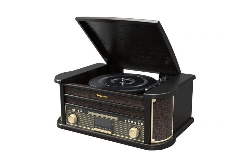 Audio Vintage chaine hi-fi, tourne disque