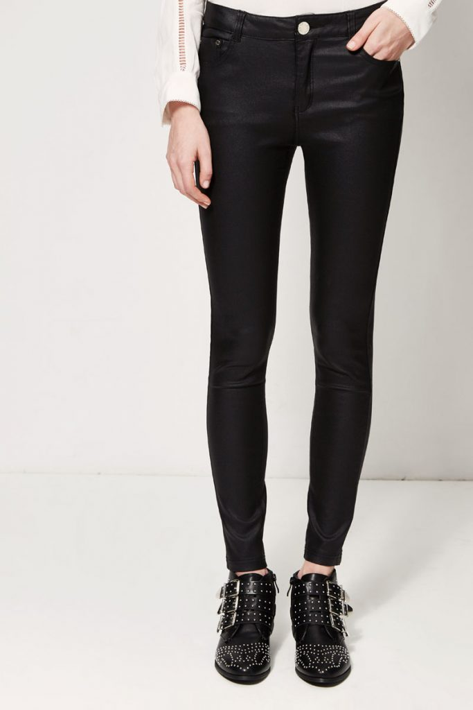 collectionIRL pantalon enduit