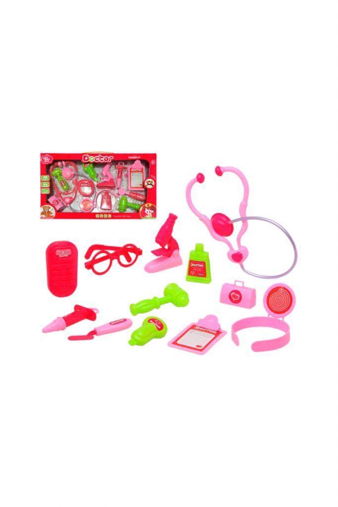 La petite boutique jouets coffret médical accessoires
