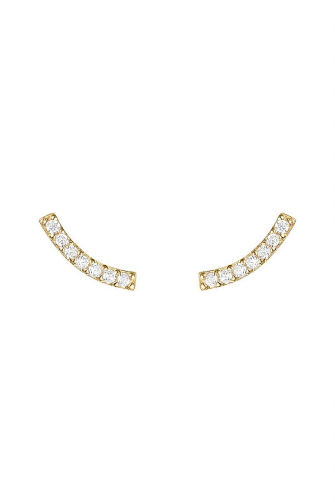 L'Or by Diamanta boucles d'oreilles