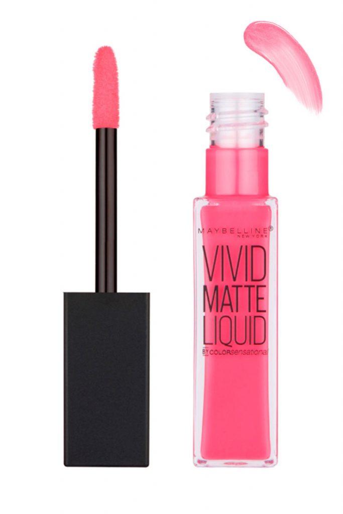 Maybelline rouge à lèvres liquide