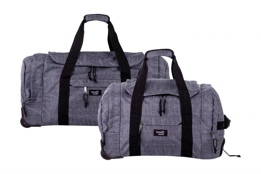 Murano 2 sacs de voyage à roulettes
