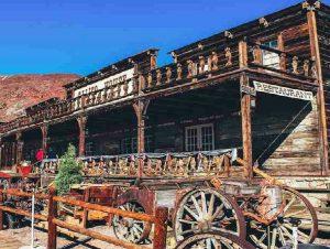 Circuit Parcs Mythiques et Nouveau Mexique