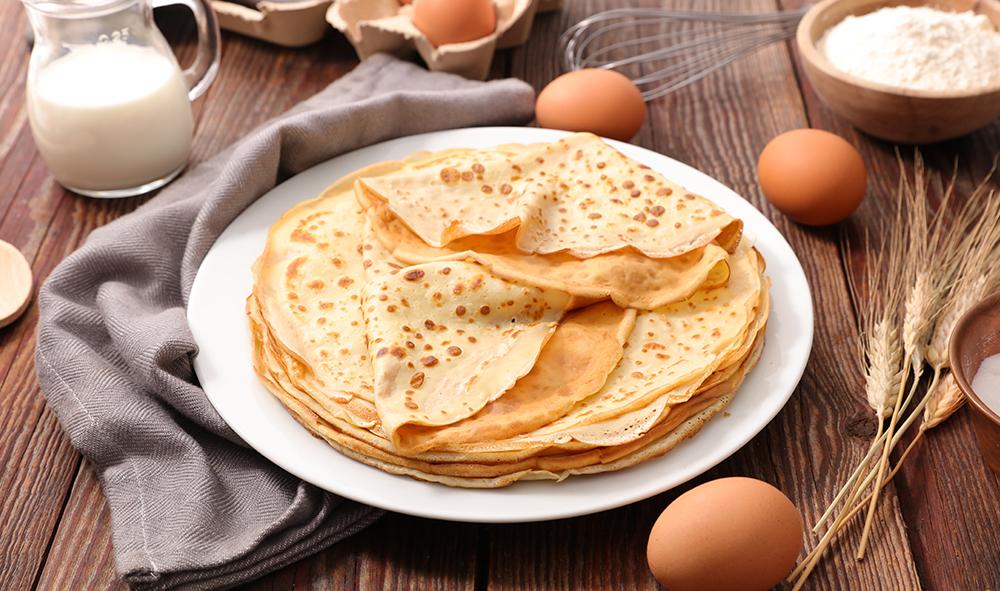 Chandeleur : 4 recettes de crêpes salées