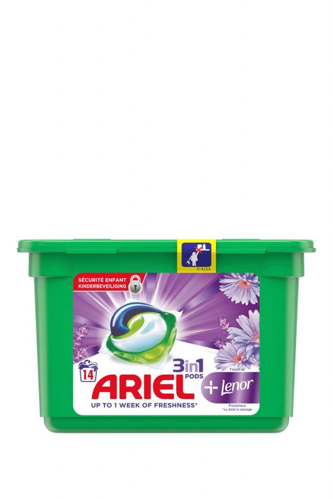 Ariel lessive