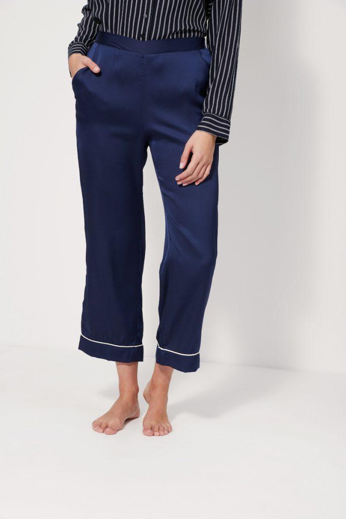 collectionIRL pantalon de pyjama satiné