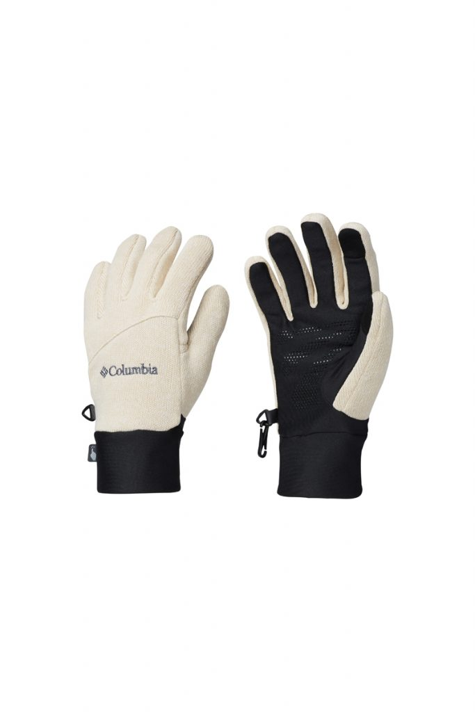 Columbia gants polaire antidérapants