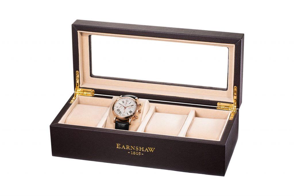 Earnshaw coffret pour montres