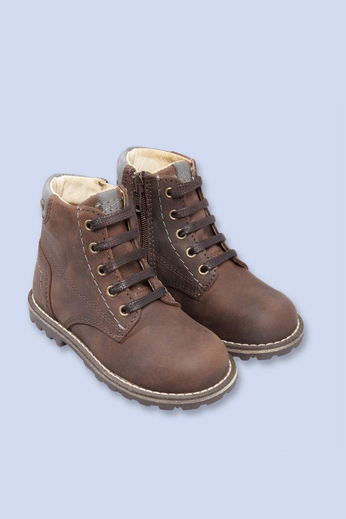 Jacadi chaussures montantes en cuir