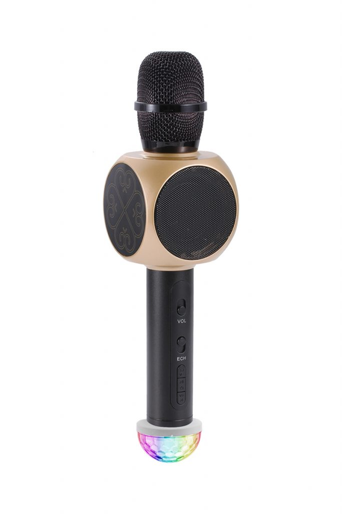 Jimmy's Toys microphone karaoké