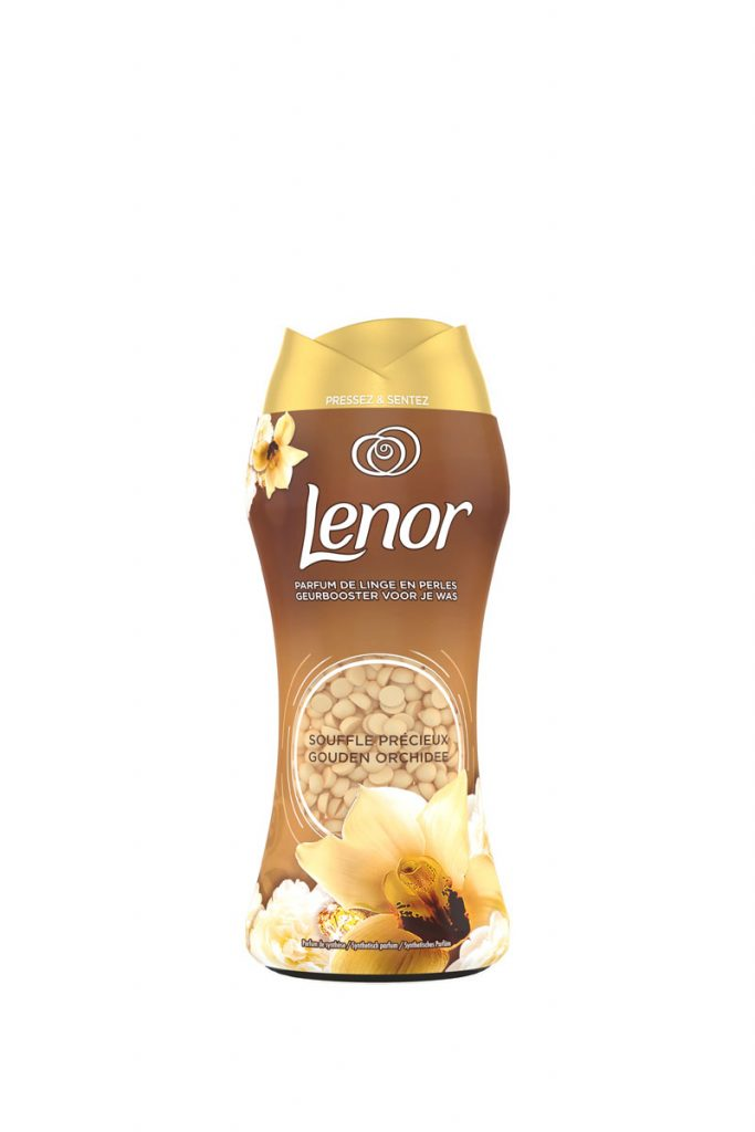Lenor parfums de linge