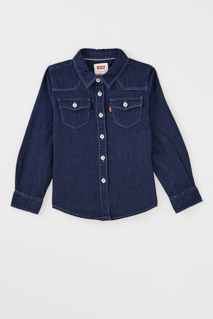 Levi's Kids chemise en jean