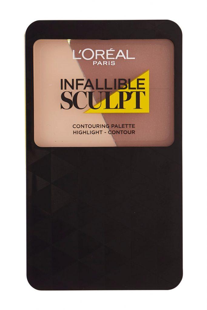L'Oréal Paris duo poudre compactes contouring