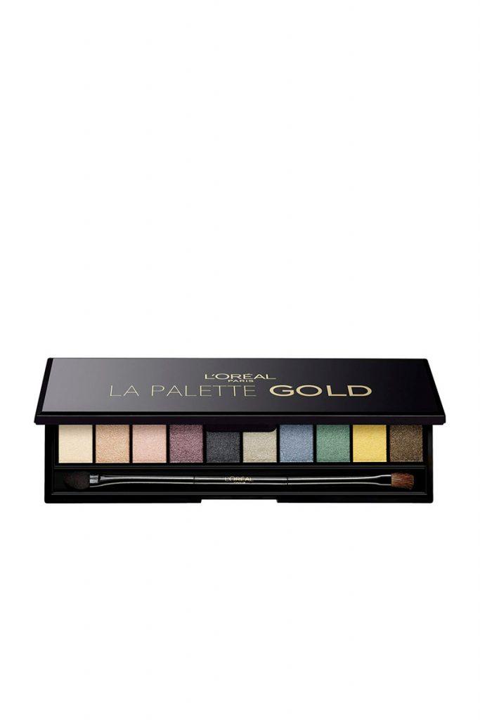 L'Oréal Paris palette 10 fards à paupières