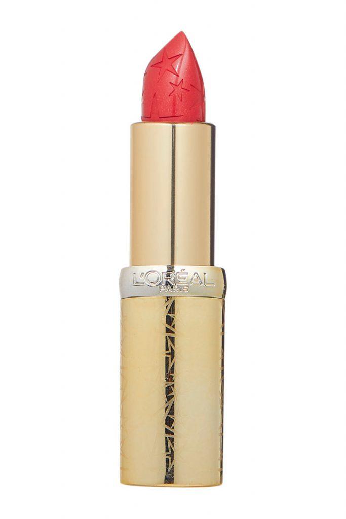 L'Oréal Paris rouge à lèvres pailleté