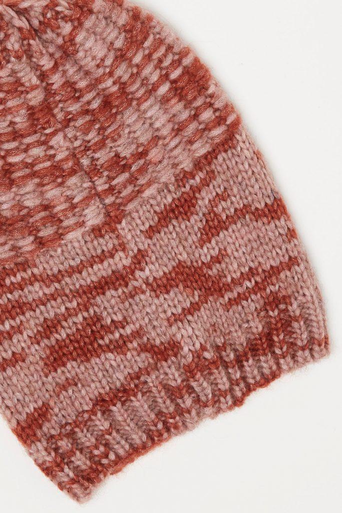 Missoni bonnet en laine