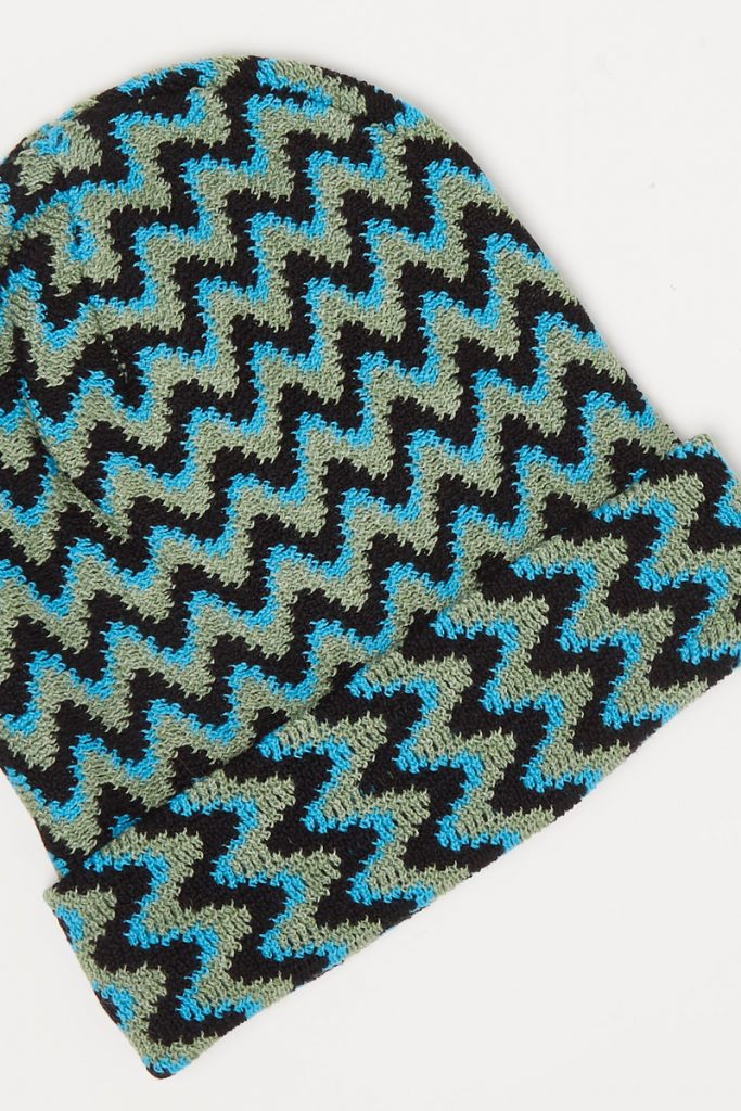 Missino bonnet en laine